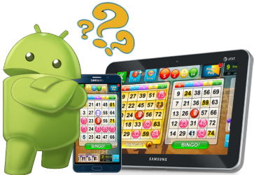 Using Android Online Bingo Apps