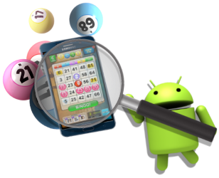 finding android bingo apps