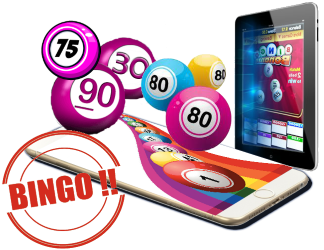 iOS range of bingo games